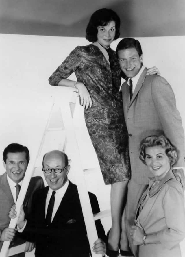 """The Dick Van Dyke Show"" ran on CBS from 1961 to 1966."