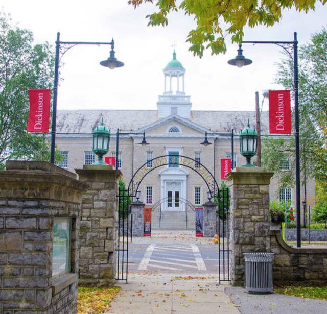 Dickinson College in Fall 2019.