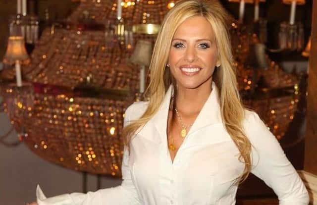 Dina Manzo starred in The Real Housewives of New Jersey.
