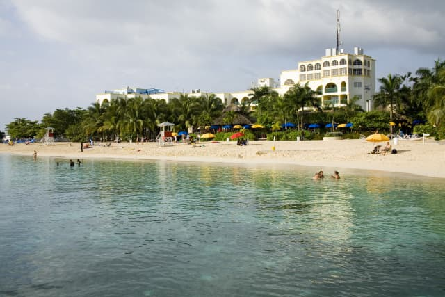 The island of Jamaica is famous for its sandy beaches, friendly people and luxurious resorts. Courtesy Jamaica Tourist Board.