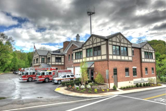 The Scarsdale Fire Department.