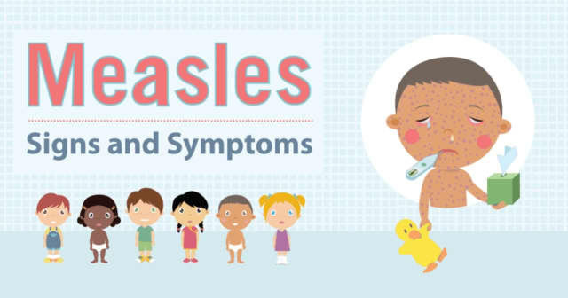 Orange County is reporting six cases of measles.