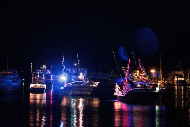 New Rochelle Boat Parade. Courtesy New Rochelle NY.