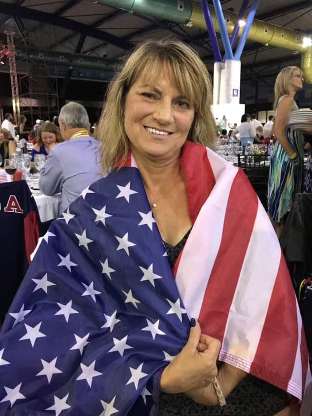 Donna DiCosta traveled to Spain to compete in the World Transplant Games, where was able to run a 5K thanks to her double lung transplant.