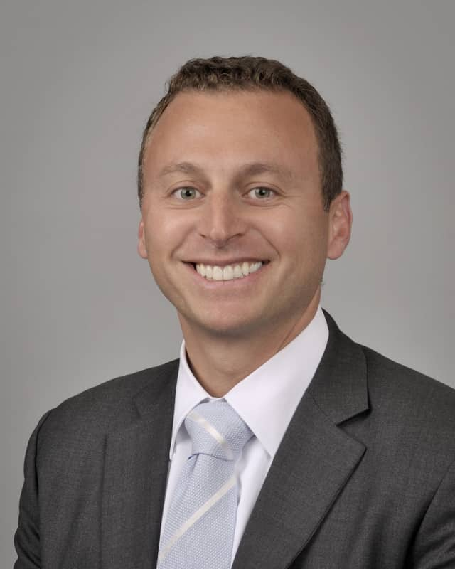Dr. Joshua Frank has received subspecialty certification from the American Board of Orthopaedic Surgery.