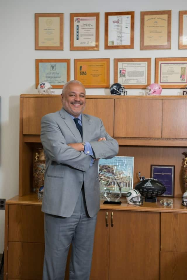 Dr. Barry Jordan