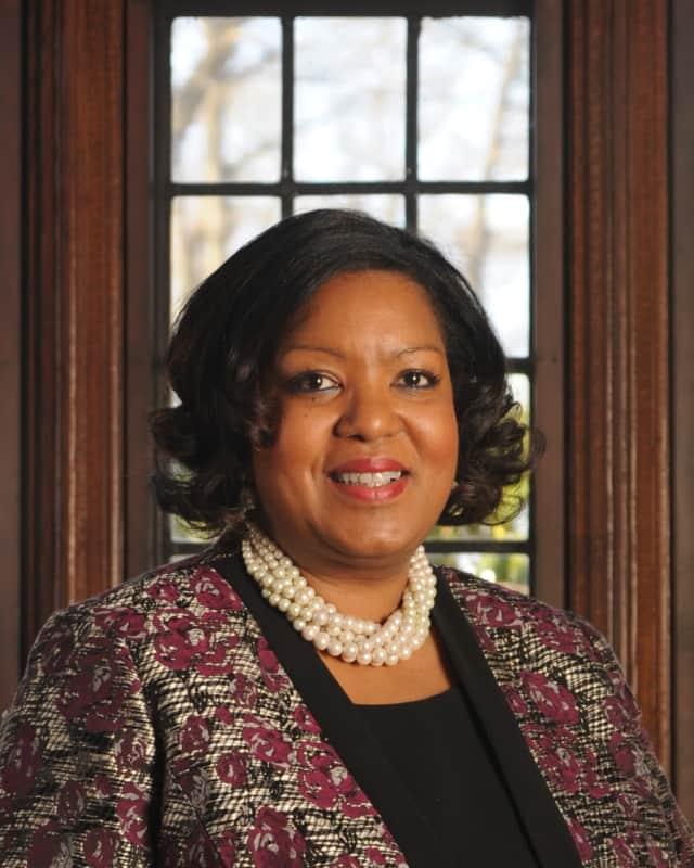 Belinda Miles, president of Westchester Community College.