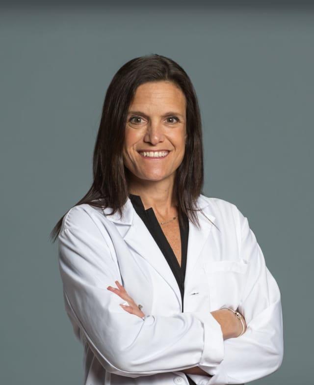 Dr. Stephanie Blank.