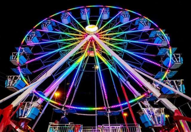 The Ulster County Fair is coming to town.