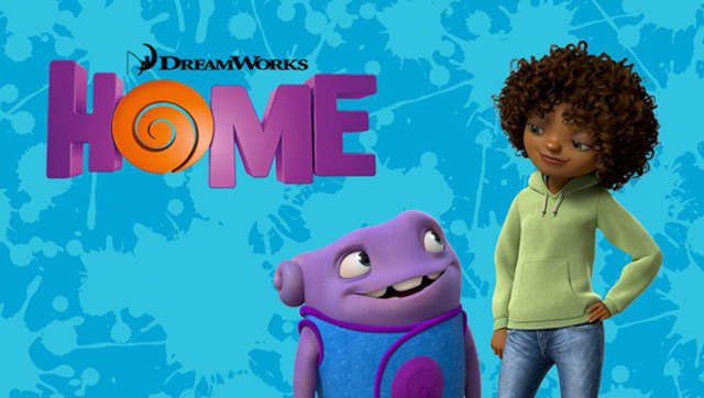 """The Ramapo Valley Knights of Columbus will host of free screening of Dreamworks film """"Home"""" Oct. 17."""