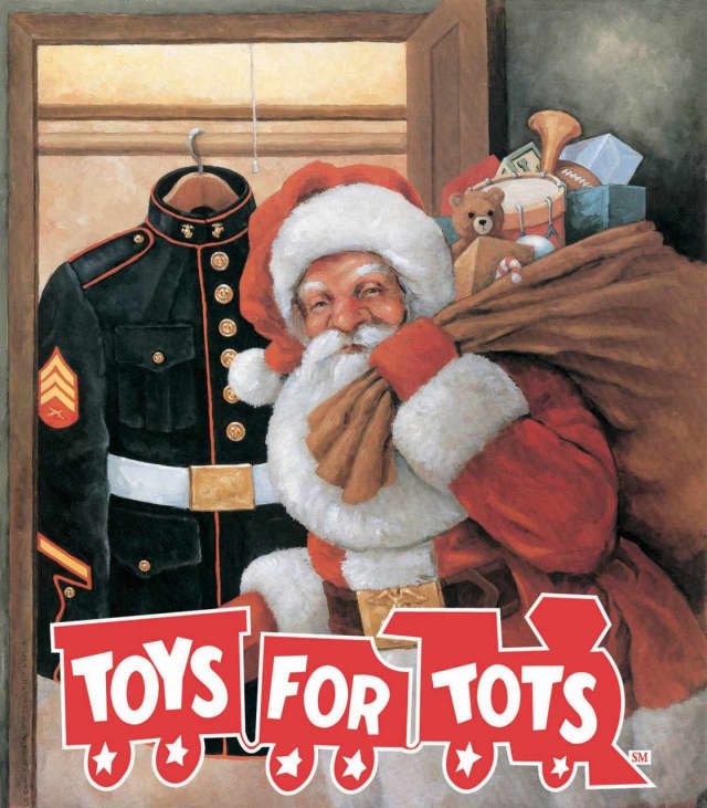 The Dumont Elks, Girl Scouts and Ambulance Corps. will be collecting Toys for Tots through Dec. 11.