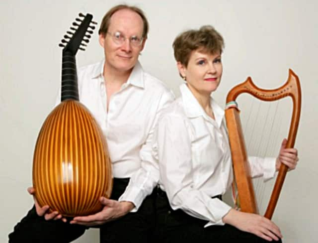 Duo Marchand will be performing on April 17.