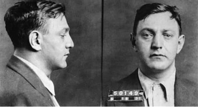 The Times Union reported that Dutch Schultz, whose real name was Arthur Flegenheimer, was a known bootlegger and racketeer in the Hudson Valley and Catskills area.
