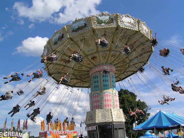 The Dutchess County Fair draws hundreds of thousands of visitors each year to the Rhinebeck area.
