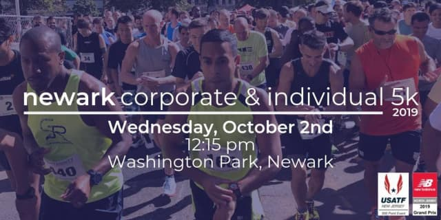 A 5K in Newark next month is expected to draw 1,000 runners