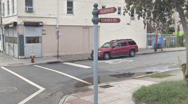 Ellison Street & Cianci Street in Paterson