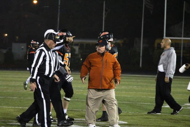 Hasbrouck Heights head coach Nick Delcalzo and the Aviators travel Saturday afternoon down Route 46 to battle Saddle Brook in a game that has playoff implications.