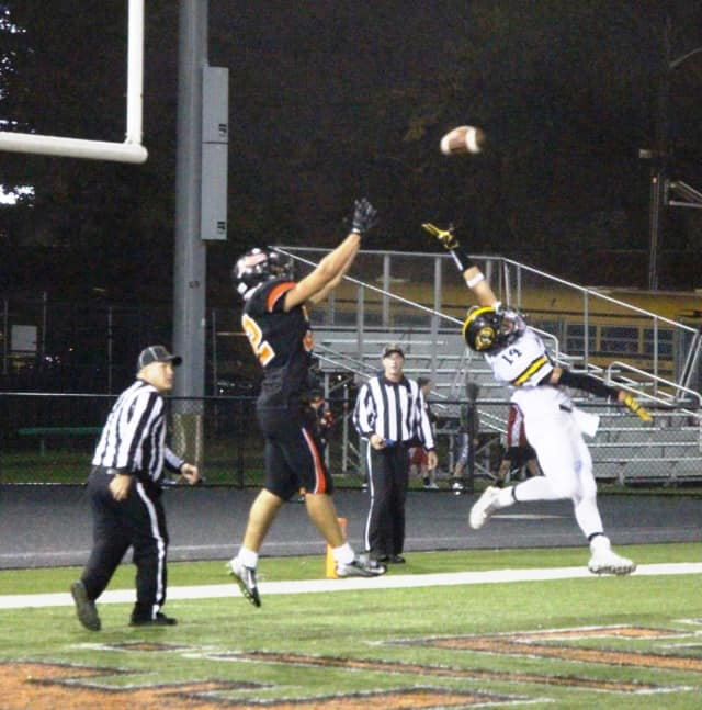 Both Hasbrouck Heights and Creskkill host games in the first round of the NJIC bowl playoffs.