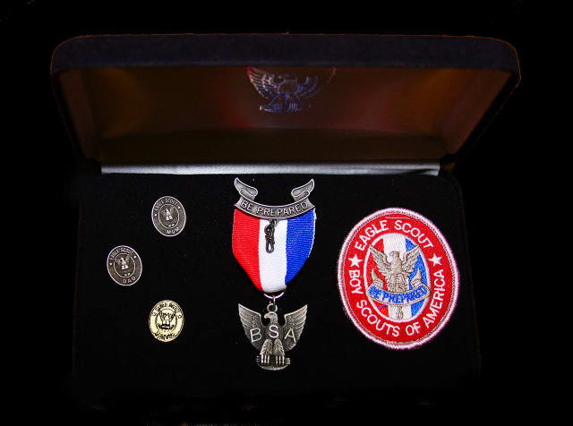 Eagle Scout Presentation Kit. Five members of North Salem Troop 1 will be recognized as Eagle Scouts June 11.
