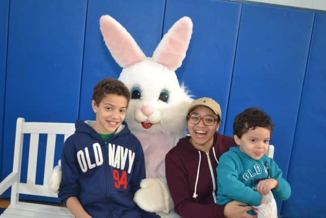 Residents enjoyed Saddle Brook's 2016 Easter celebration.