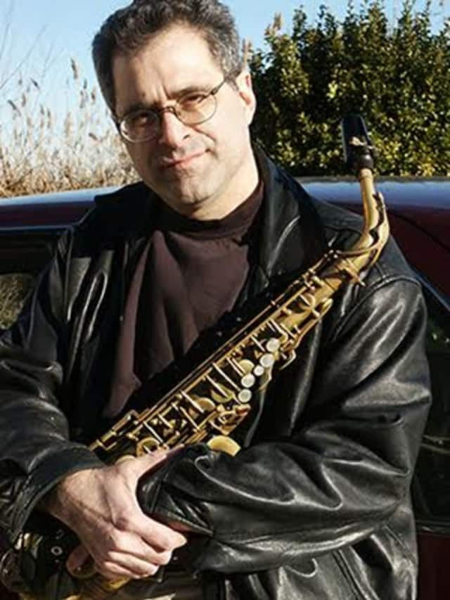 Hoff-Barthelson's Jazz Studies Program is under the direction of jazz saxophonist Ed Palermo, pictured.