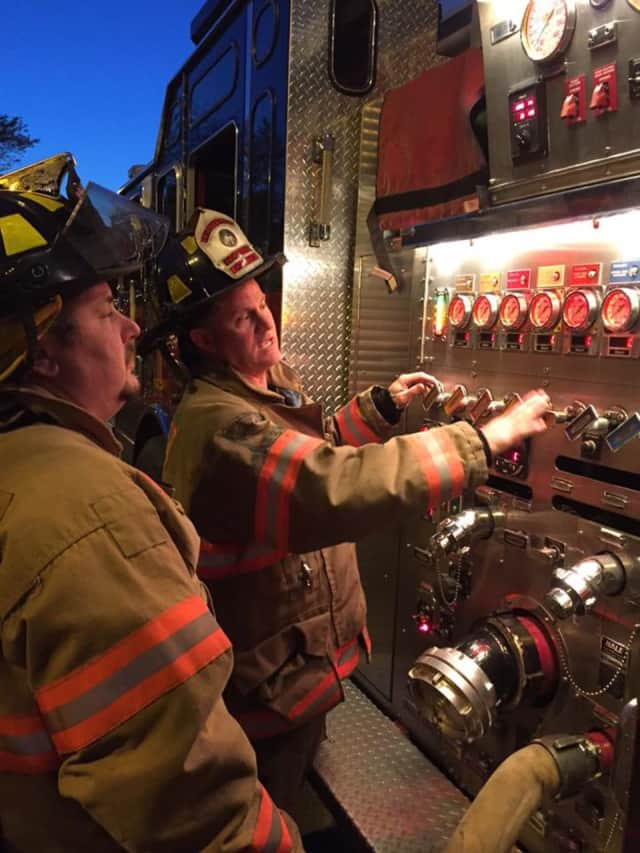 Edgewater Fire Company #1 is celebrating 50 years.
