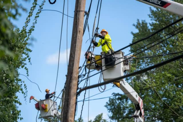Orange & Rockland Utility crews have been working around the clock to restore power to hundreds of thousands of residents.