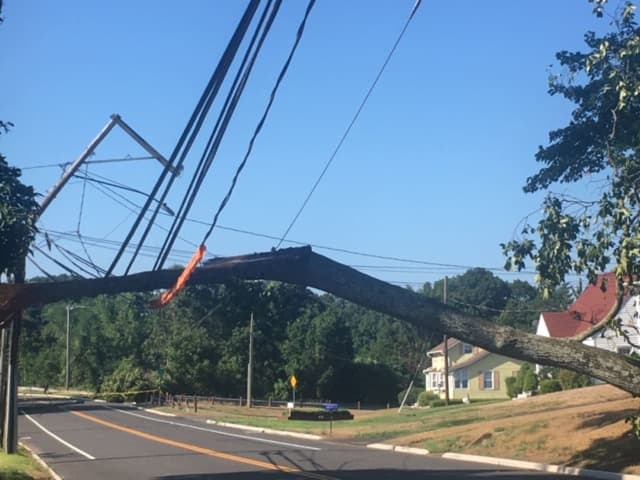 Utility companies in Connecticut are being investigated for their failed response to Tropical Storm Isaias