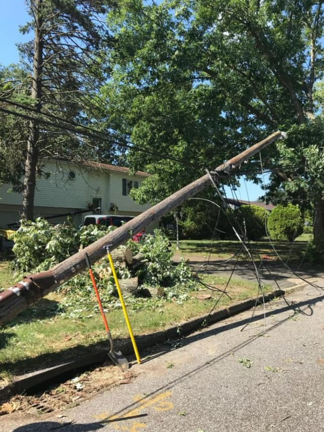 Nearly 250,000 Long Islanders remain without power in the wake of Tropical Storm Isaias.