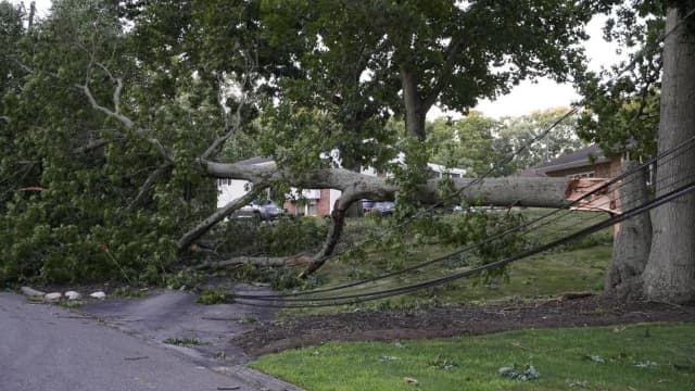 Thousands on Long Island remain without power nearly a week after Tropical Storm Isaias rocked the region.