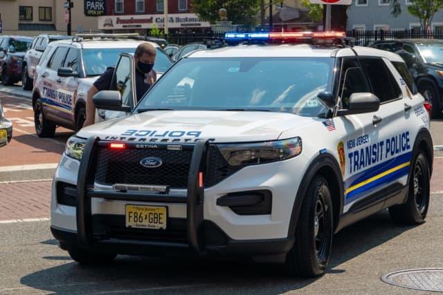 NJ Transit police