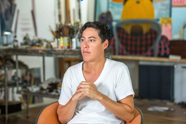 Artist Nicole Eisenman