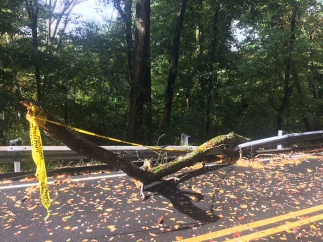 Schools throughout Fairfield County are closed due to loss of power from powerful storms with strong wind gusts that moved through the area and new COVID-19 cases at other schools.