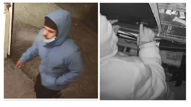 Norwalk Police are asking the public for help identifying a man wanted in connection with a burglary.