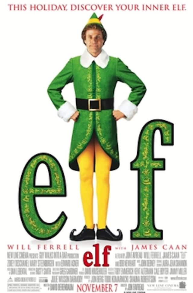 "Pequenakonck Elementary in North Salem will show ""Elf"" on Friday, Dec. 9."