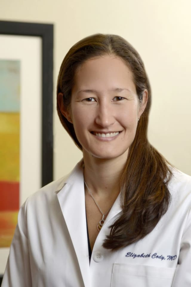 Elizabeth Cody, MD, foot and ankle surgeon at HSS.