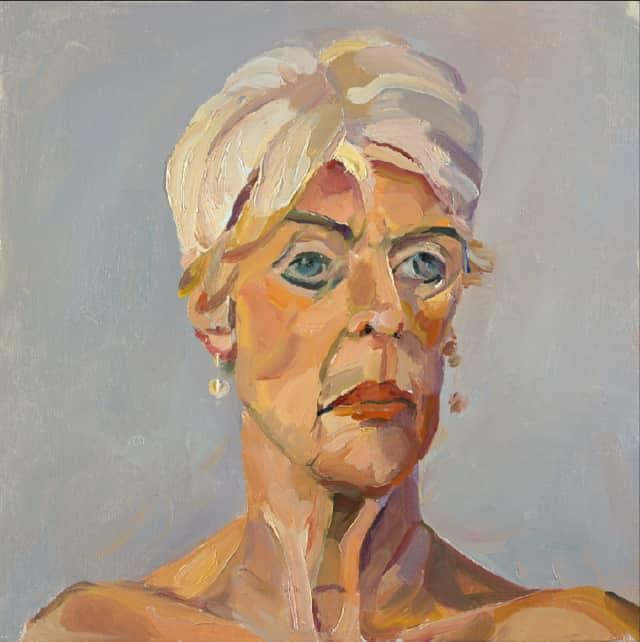 A portrait by Elizabeth Emerson