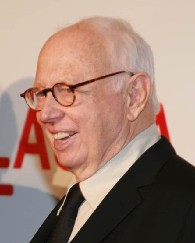 American abstract painting master Ellsworth Kelly, who grew up in Oradell, died Sunday at his home in Spencertown, NY. He was 92.