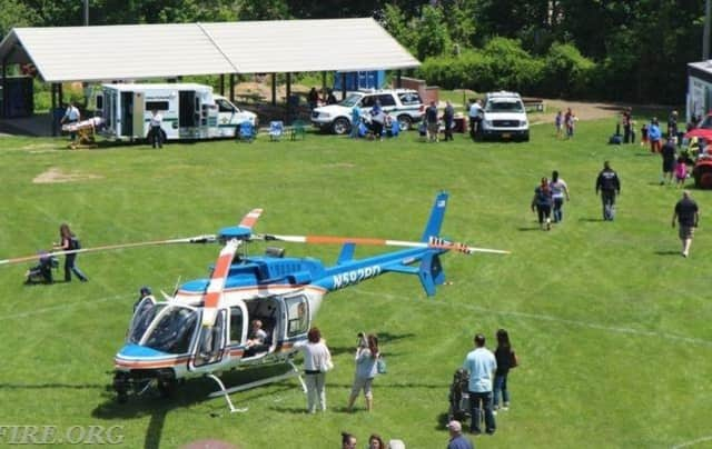 Helicopters will be part of live demonstrations at the event.