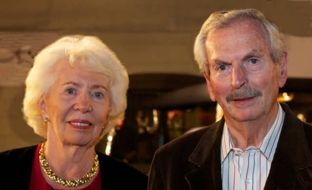 Joan and Ernest Trefz will be honored by LifeBridge of Bridgeport at a May 5 breakfast.