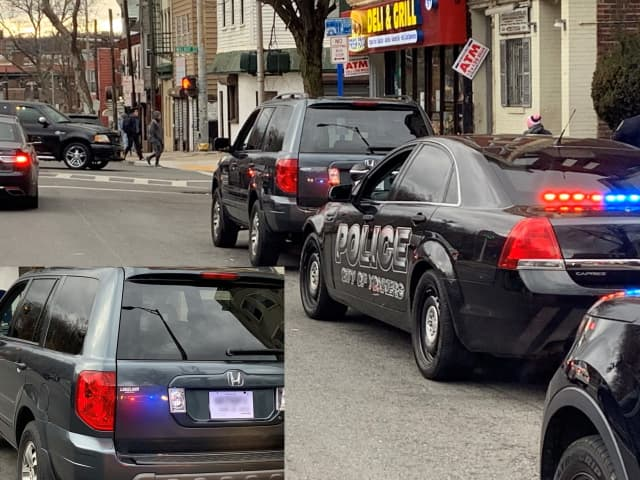Police in Yonkers handed out more than 100 tickets and one man was arrested during a special traffic detail.