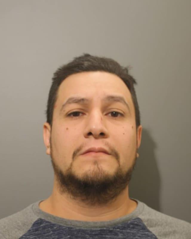 William Escobar, 36, of Bridgeport