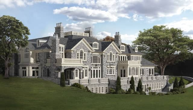 Greystone on Hudson is luxury development on 100 acres.