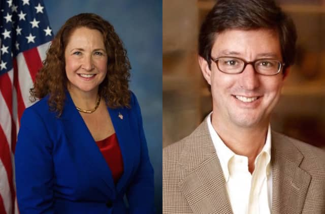 Democratic incumbent Elizabeth Esty is facing challenger Clay Cope for the 5th District seat in the U.S. House of Representatives.