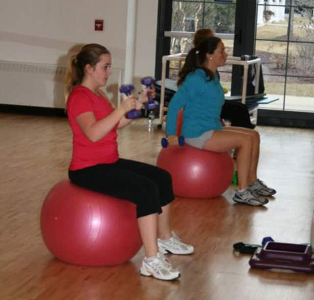 "Ridgefield Recreation Center's new program, ""Fitness with Focus,"" will be on Mondays and Wednesdays."