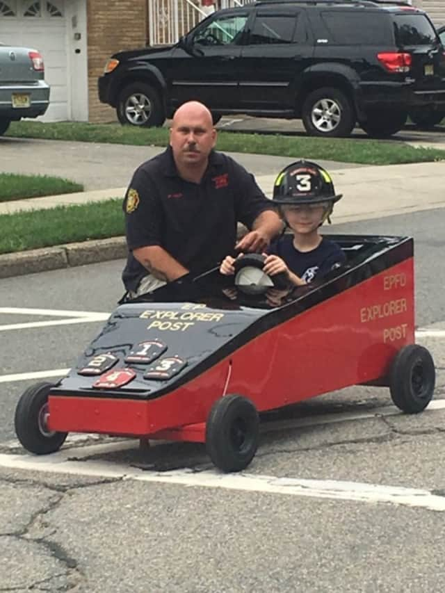 Elmwood Park FIre Explorers Post 1234 is holding its first meeting on Sept. 8.