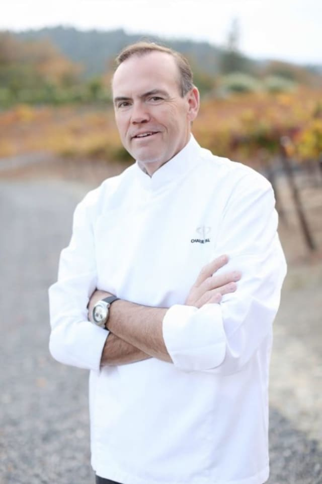 Charlie Palmer will open a new restaurant, Willow, this fall at the Mirbeau Inn & Spa in Rhinebeck.