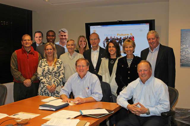 The board members of Future 5.