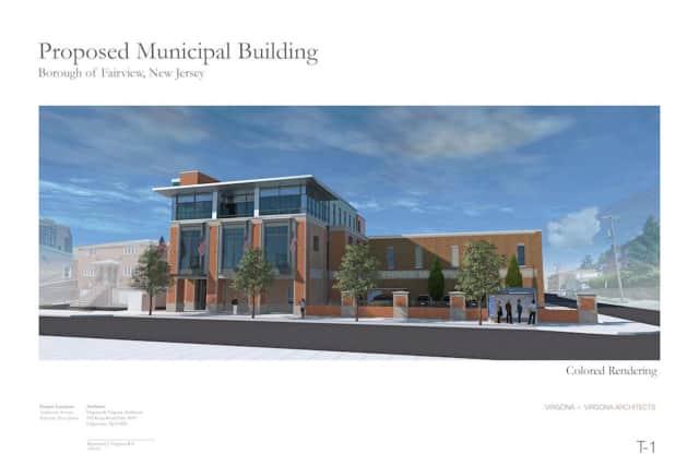 Fairview will soon break ground on a new $9 million dollar municipal complex.