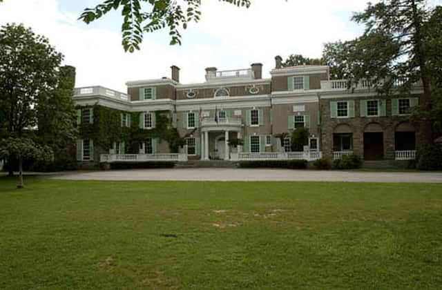 The FDR House in Hyde Park is one of Dutchess' top tourist attractions.